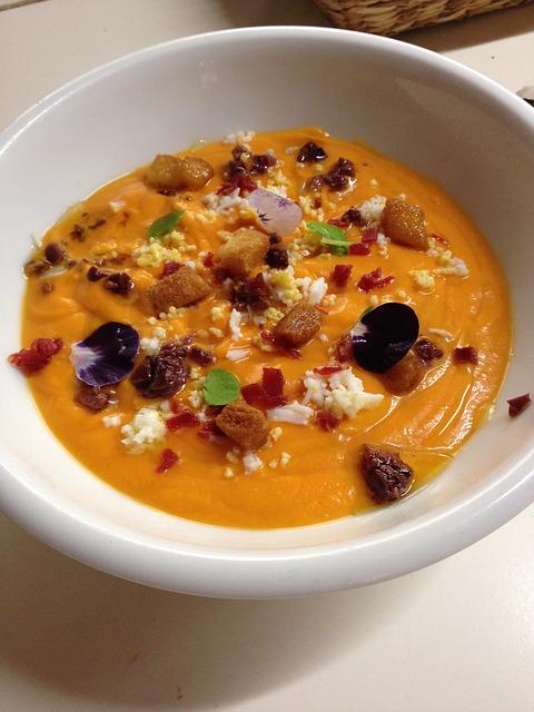 Salmorejo-Soup