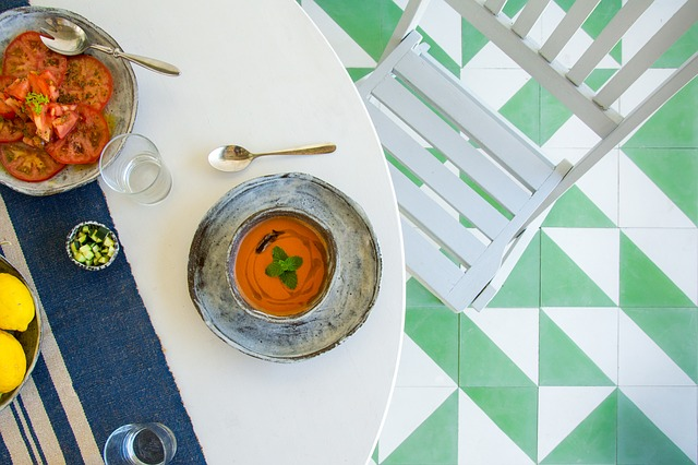 Spanish-gazpacho-soup