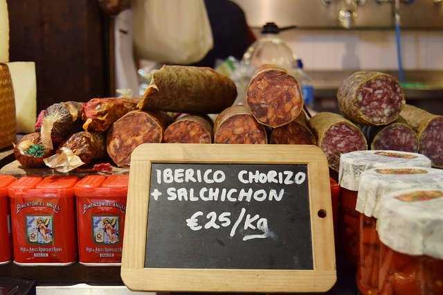 Spanish-chorizo-photos