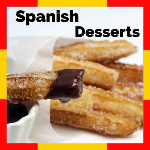 🥧 Top 10 traditional Spanish desserts 【 with easy recipes! 🥇 】