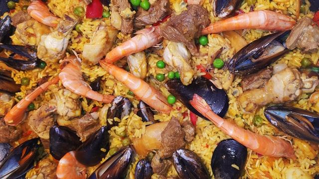 lunch-Spanish-plates