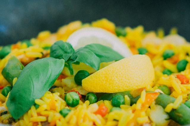 spanish-vegetarian-meal-recipe